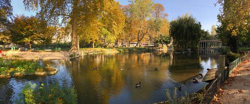 Pond Pan