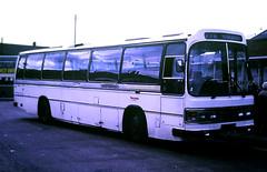 Slide 125-42 (Steve Guess) Tags: west yorkshire england gb uk riding duple coach wakefield dak219v leyland leopard