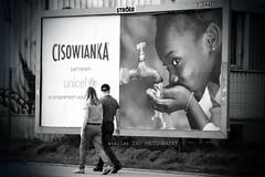 Krakow - street (alice 240) Tags: krakow poland city cisowianka europe monochrome europa cracow polska urban ngc nationalgeographic travel tourism street blackwhite nikon magic dream poetry blackwhitepassionaward