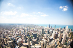She Opened Up Her Heart and Let Me In (Thomas Hawk) Tags: america chitown chicago illinois som searstower skidmoreowingsandmerrill skydeck usa unitedstates unitedstatesofamerica willistower architecture skyscraper us fav10 fav25 fav50