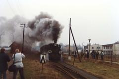 44.36 (Ray's Photo Collection) Tags: poland steam railway train pkp railways polish winter snow tour rail