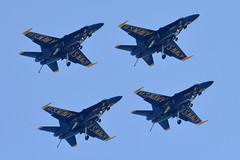United States Navy (USN) Blue Angels - McDonnell Douglas F/A-18 Hornet - 2018 Bethpage Air Show - New York Air Show - Rehearsal - Jones Beach - May 25, 2018 2 457 DSR RT CRP (TVL1970) Tags: nikon nikond7200 d7200 nikongp1 gp1 geotagged nikkor70300mmvr 70300mmvr aviation militaryaviation navalaviation airplane aircraft 2018newyorkairshow newyorkairshow 2018bethpageairshow bethpageairshow jonesbeach jonesbeachstatepark longisland unitedstatesnavy usnavy usn unitedstatesnavyflightdemonstrationsquadron blueangels blueangel1 buno163439 163439 fa18c23mc blueangel2 buno163451 163451 blueangel3 buno163485 163485 fa18c24mc blueangel4 buno163462 163462 boeing mcdonnelldouglas mcdonnelldouglasfa18hornet mcdonnelldouglasfa18 fa18hornet mcdonnelldouglashornet fa18 hornet mcdonnelldouglasfa18chornet mcdonnelldouglasfa18c fa18chornet fa18c boeingfa18hornet boeingfa18 boeingfa18chornet boeingfa18c generalelectric ge generalelectricf404 f404 gef404 gef404ge402 f404ge402 tailhook