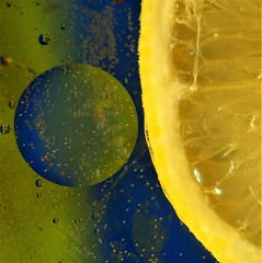 Solar system (Kaska Ppp) Tags: macro macrophotography macromonday macromondays fruit lemon yellow