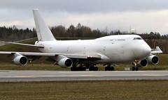CAL 4X-ICC, OSL ENGM Gardermoen (Inger Bjørndal Foss) Tags: 4xicc cal cargo boeing 747 osl engm gardermoen