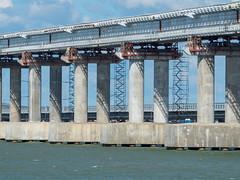 M1 20181005 23 (romananton) Tags: bridge construction constructing крым строительство стройка мост крымскиймост crimeanbridge керченскиймост kerchstraitbridge
