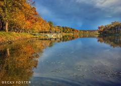 Fall 2018 Rainbow Drive Resort (beckfost) Tags: shotoniphone cotterarkansas whiteriver arkansastroutfishing troutfishing rainbowdriveresort