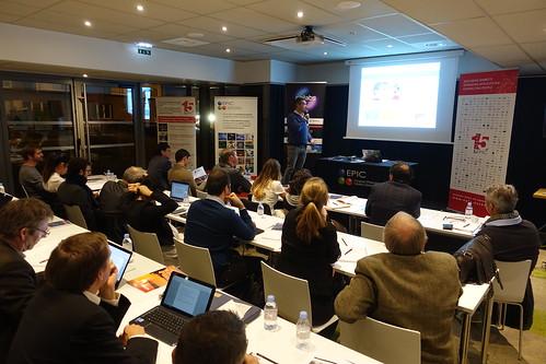 Presentation Imagine Optic, Samuel Bucourt