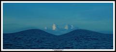 deep blue sea (NadzNidzPhotography) Tags: nadznidzphotography sliderssunday hss waves clouds sea