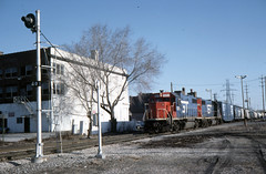 GT Saginaw (Martin W. Burk) Tags: system chessie csx gt gtw grand trunk western michigan trains railroad train saginaw bay city mi durand tsby fallen flags detroit toledo shore line dts central cmgn mackinac mackinaw dm river