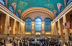 Grand Central Station, NYC (Joan Piazza) Tags: 2018 christmas grandcentralstation leicam10 nyc