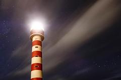 Cruzando límites (Leticia Lorenzo S Photography) Tags: farosardina estrellas faro lighthouse sky star