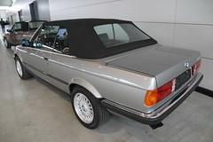 BMW E30 325i convertible (1987) (Mc Steff) Tags: bmw e30 325i cabrio 1987 cabriolet convertible retroclassicsstuttgart2018