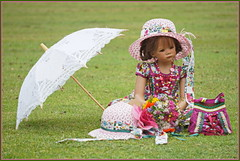 Milina ... (Kindergartenkinder 2018) Tags: ´p kindergartenkinder milina blumen