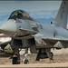Maniobras de Eurofighter