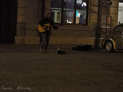 311/365 (ralux2004) Tags: 365daysfrom2018 autumn november city street people night music song musician