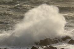 IMG_4589 (monika.carrie) Tags: monikacarrie scotland aberdeen waves northsea stormy