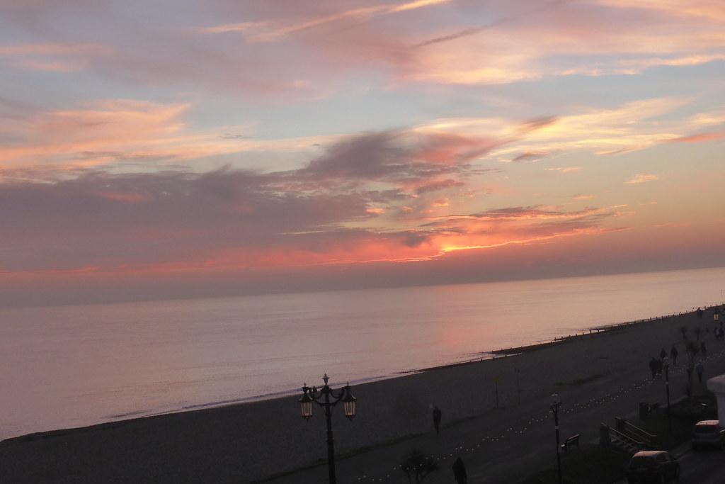 Worthing Sunset