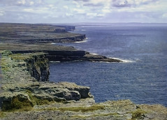 The rugged coastline of Inishmore, Aran Islands, Galway Ireland (Gail K E) Tags: ireland island inishmore cliffs atlantic éire emeraldisle gaelic aranislands scenic