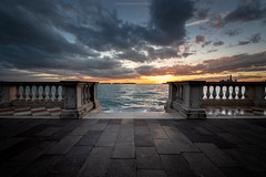 Sunset Venezia (Sascha Gebhardt Photography) Tags: nikon nikkor d850 1424mm lightroom landschaft landscape italien italy venedig photoshop travel tour reise roadtrip reisen fototour fx