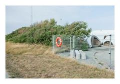 Ringkøbing, Denmark, 2018 (csinnbeck) Tags: x100 fuji fujifilm finepix 35mm ringkøbing denmark rescue fence 2018 summer