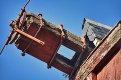 Déshabillé (LUMEN SCRIPT) Tags: textures wood rusty rusted decay abandoned abandonment derelict forgotten mechanism machine industrial rust urbex weatheredwood
