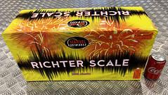 RICHTER SCALE 200 SHOT 1.3G FIREWORK CAKE (EpicFireworks) Tags: richter scale 200 shot 13g firework cake