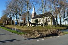 20181118 07 Tjamsweer (Sjaak Kempe) Tags: 2018 autumn herfst november sjaak kempe sony dschx60v nederland the netherlands niederlande tjamsweer provincie groningen kerk kirche church