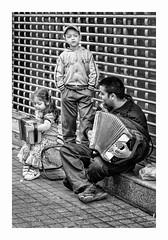 LA MÚSICA  (Estambul-Turquia ) (RAMUBA) Tags: blanco y negro black white bw estambul turquia acordeon accordion
