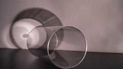 3.12. (ana_kapetan_design) Tags: art light bw blackandwhite grey glass