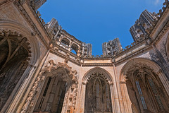 Capillas inacabadas, Monasterio de Batalha (Leiria, Portugal) (Miguelanxo57) Tags: arquitectura monasterio gótico manuelino capelasimperfeitas capillasinacabadas batalha leiria portugal patrimoniomundial unesco