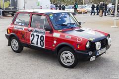 Monte-Carlo Historique 001 (Escursso) Tags: 278 1979 2019 22e a112 abarth autobianchi barcelona barcelone catalonia catalunya cotxes fia historique montecarlo cars classic historic motorsport racing rally rallye spain andorra