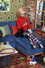 Quiet Night at Home 8 (ShellyS) Tags: dolls kingdomdoll savile explore