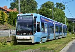 Oslo, Askekroken 15.06.2018 (The STB) Tags: tram tramway strassenbahn strasenbahn trikk streetcar oslo norge norway publictransport citytransport öpnv offentligtransport kollektivtrafikk ruter