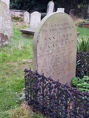 357:365, 2018, Wife of Isaac Catt (tomylees) Tags: ramsgate kent graveyard sunday 23rd december 2018 project 365