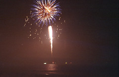 july (bpwilby) Tags: 35mm 400speed film fuji fujifilm fujisuperia400 nikon nikonf4 superia atlanticcoast beach c41 coast negative newjersey nj printfilm shore stoneharbor sunset