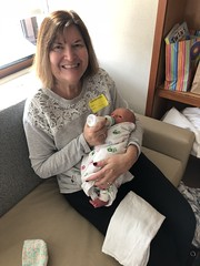 """Grandma Miller Feeds Luc • <a style=""""font-size:0.8em;"""" href=""""http://www.flickr.com/photos/109120354@N07/46426779491/"""" target=""""_blank"""">View on Flickr</a>"""