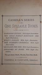 Robinson Crusoe Book (bridgetannsphotos) Tags: oldbook robinsoncrusoe