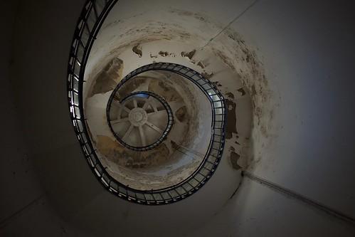 Inside the lighthouse ©  Still ePsiLoN