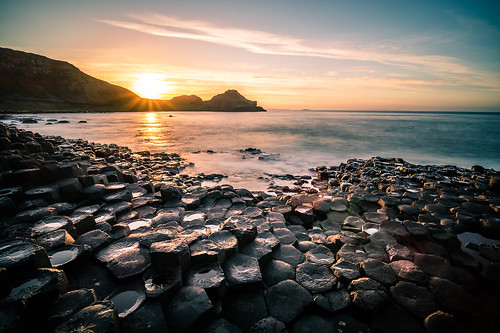 Giant's Causeway - Northern Ireland - Seascape photography
