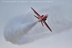 9563 R7 (photozone72) Tags: raf rafat redarrows reds aviation aircraft hawk canon canon7dmk2 canon100400f4556lii 7dmk2 scampton lincolnshire
