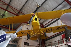 BB-807 DE HAVILLAND TIGER MOTH (toowoomba surfer) Tags: aircraft aviation aeroplane museum aviationmuseum biplane preserved airmuseum