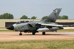 ZA552 (Ian.Older) Tags: za552 tornado gr4 fairford raf royalairforce 13sqn military jet bomber aircraft aviation riat