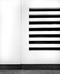 composition - 41 (Rino Alessandrini) Tags: indoors architecture wallbuildingfeature nopeople flooring window door backgrounds urbanscene modern entrance empty builtstructure corridor domesticroom blackandwhite abstract white architectureandbuildings insideof everypixel minimal line forms geometry contrast composition