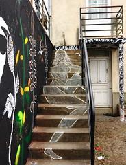 281A6299 Rennes Impermanence Galerie @Héléna Gath @Maya Wnu (blackbike35) Tags: rennes bretagne france impermanence galerie mur wall street streetart paint painting art work writing artistes women