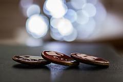 Button Bokeh (alison's daily photo) Tags: button bokeh crazytuesday