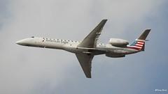 Embraer ERJ-145 (N663AR) American Eagle (Mountvic Holsteins) Tags: embraer erj145 n663ar american eagle mia miami international airport florida