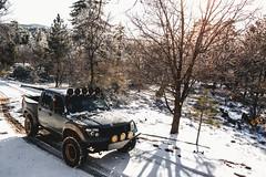 DSC_8296 (Steven Lenoir) Tags: nissan nissanfrontier frontier clubfrontier d40 prerunner prerunning snow mountlaguna mountain offroading offroad 4x4 4x2 snowing drift drifting snowdrifting racetruck prerunners trophytruck