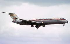 EC-BQY DC-9-32 (Irish251) Tags: iberia dub eidw mcdonnell douglas dc9 dc932