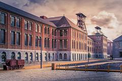 be-Mine 2 (Geert E) Tags: beringen bemine belgium limburg colliery architecture