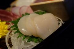 大漁盛り ホタテ (HAMACHI!) Tags: tokyo 2018 japan ueno oysterbar diningrestaurant izakaya 佐渡島へ渡れ上野店 大漁盛り